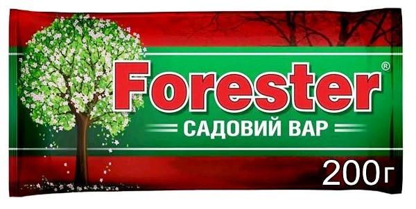Садовый вар Forester 200 г, Агрохимпак  для обработки деревьев
