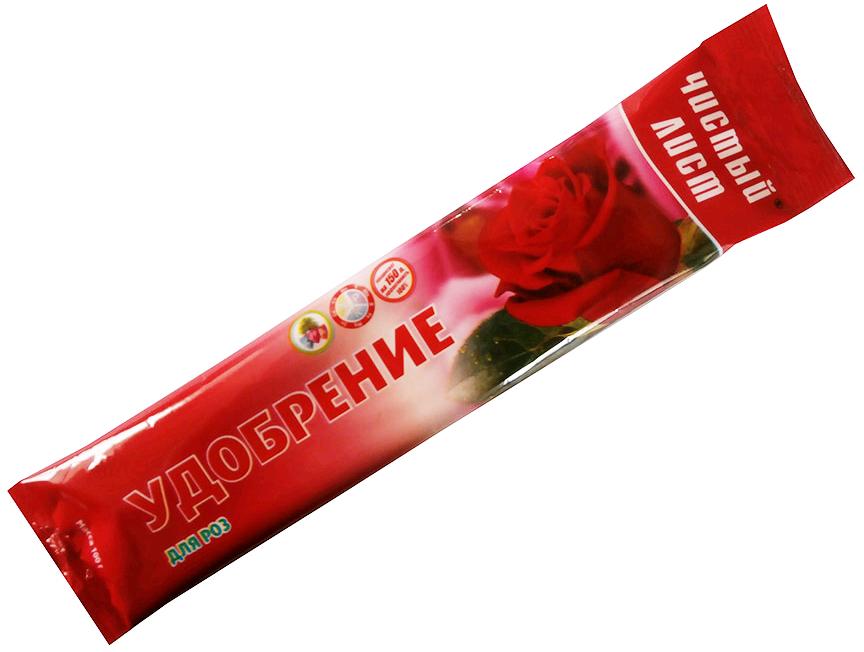 """Удобрение""""Чистый Лист"""" для роз, 100 г"""
