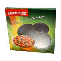 Набор форм для выпечки пиццы 3 шт empire 9860