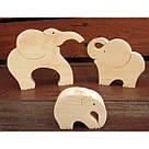 Сім'я слонів(три слона), фото 2