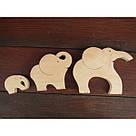 Сім'я слонів(три слона), фото 4