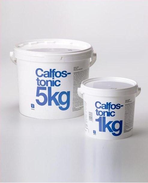 Кальфостоник 1 кг порошок INVESA (Испания) витаминно-минеральная кормовая добавка для животных.