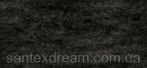 Плитка Интеркерама Металико 23x50 черный (082)