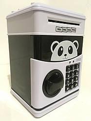 Дитяча Електронна Сейф-скарбничка банкомат Панда