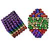 Головоломка Neocube развивающий конструктор Неокуб в боксе 216 магнитных шариков 5! Топ продаж - Фото