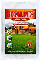 Удобрение для газона осень 1 кг, Royal mix