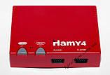 Приставка Хамі 4 (Hamy 4, червоний, 350 ігор), фото 2