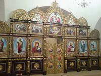 Иконостасы иконы киоты оклады престолы церковная утварь