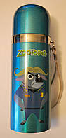 Вакуумный детский термос Zootopia! Топ продаж