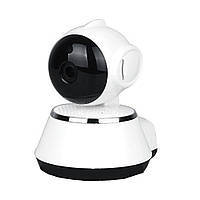 Цифровая поворотная камера видеонаблюдения IP Wi-Fi N701! Топ продаж