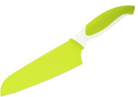 Нож сантоку с полимерным покрытием 17,78 см Granchio 88675