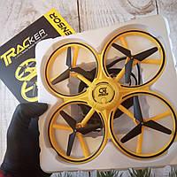 Квадрокоптер Tracker Drone + браслет! Управление жестами (Живые фото!)