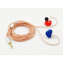 IBasso IT01 Red Blue Наушники для Плеера Проводные, фото 3