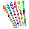 Ручки TOP Model Набір кольорових гелевих ручок 6 шт ( Набор цветных гелевых ручек TOP Model 6 шт в упаковке ), фото 2