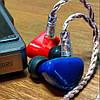 IBasso IT01 Red Blue Наушники для Плеера Проводные, фото 5