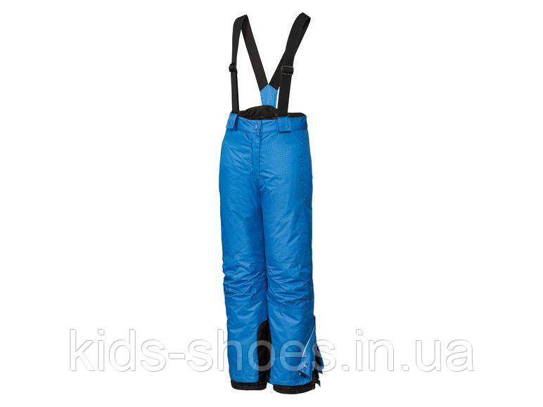 Детский подростковый полукомбинезон, термо штаны Crivit Sport 146\152 рост
