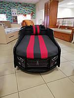 Кровать машинка с подъемным механизмом, фото 1