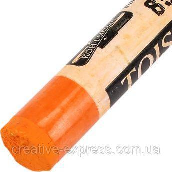 Крейда-пастель TOISON d'or cadmium orange