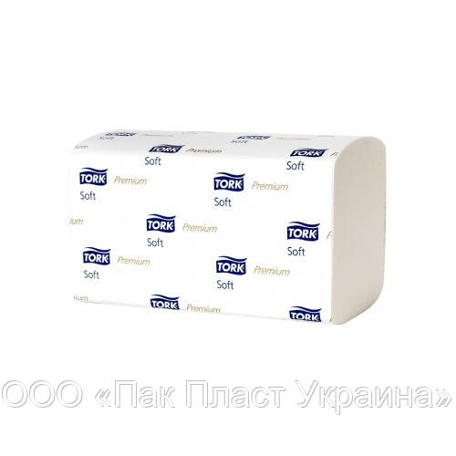 Tork Premium полотенца сложение ZZ мягкие 170 шт.,2 слоя, (100277)