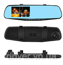 Відеореєстратор-дзеркало 3,5'', 1080P Full HD