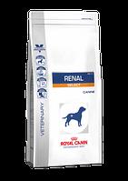 Корм для собак Роял Канин Royal Canin RENAL SELECT CANINE 2 кг.