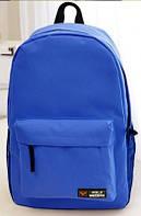 Рюкзак SMT Хит продаж !! В наличии Цвет Синий, Оригинал,высококачественный ,фабричный