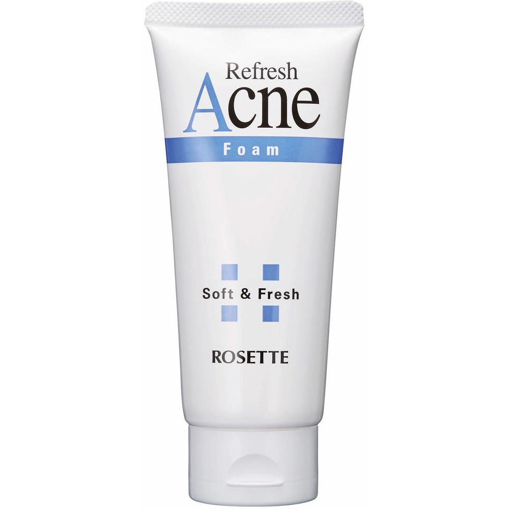 Пенка для умывания Rosette Acne Foam для проблемной подростковой кожи с серой 120 г (506387)