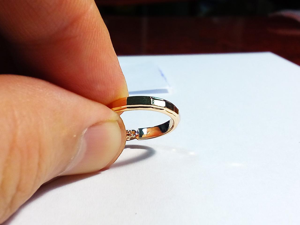 Серьги - кольца     №  9