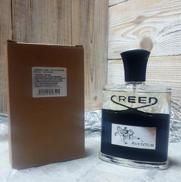 Creed aventus тестер франция оригинал 120 мл крид авентус без крышки!