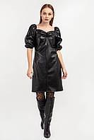Платье эко-кожа женское копия Zara, фото 1