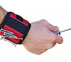 Магнитный браслет на руку для инструментов 15*9 см, фото 2