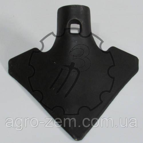 Лапа 150*4 мм АП (европак) (Италия)