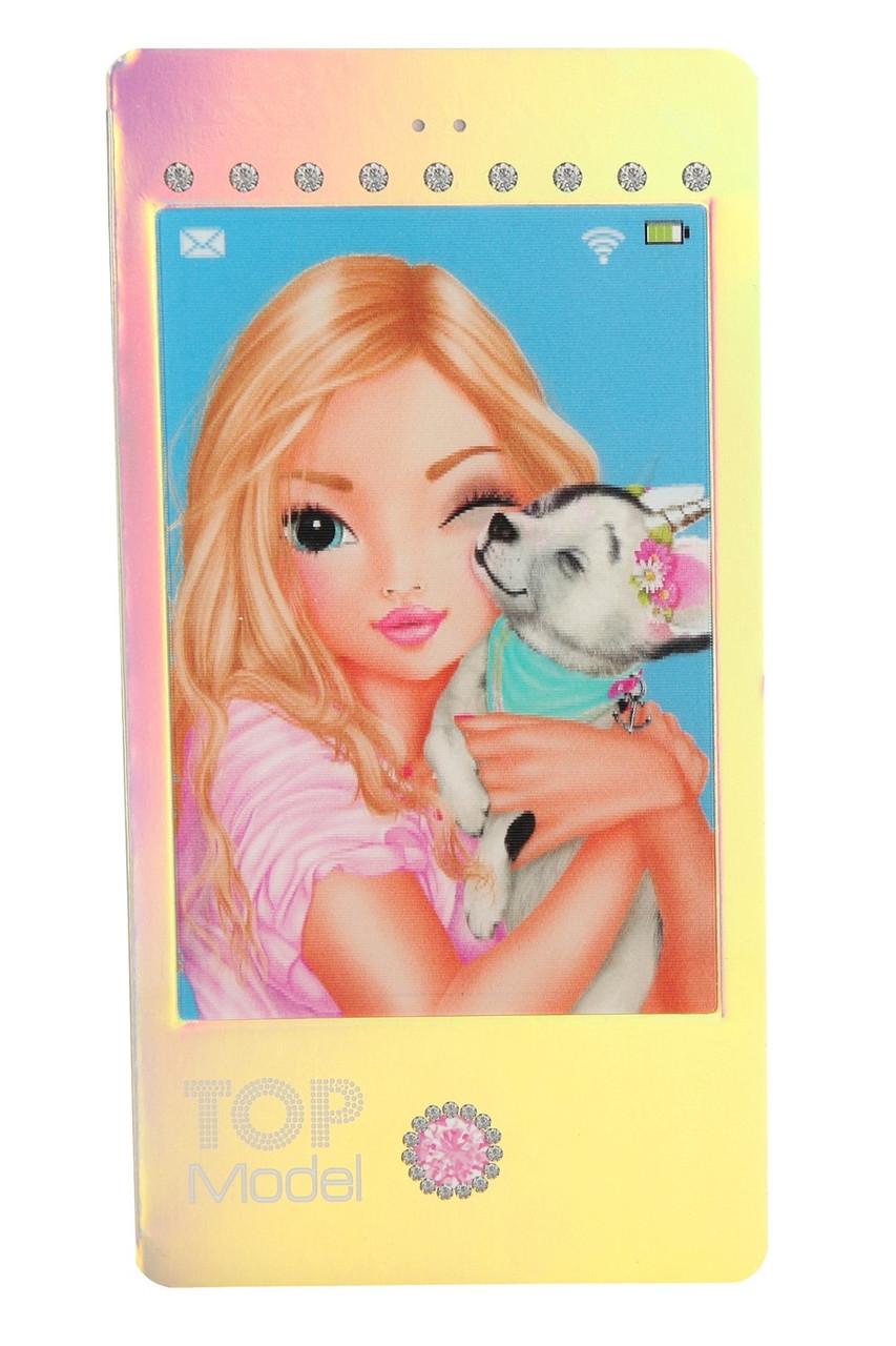 Записна книжка TOP Model блокнот - телефон з 3D ( Блокнот TOP Model Мобил )