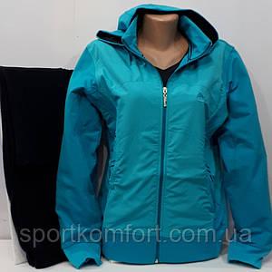 Турецкий женский прогулочный  костюм, Soccer,  голубой/т.синий размер 48, 50, 52 54, 56.