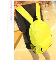Рюкзак SMT Хит продаж !! В наличии Цвет Жёлтый,Оригинал,высококачественный ,фабричный