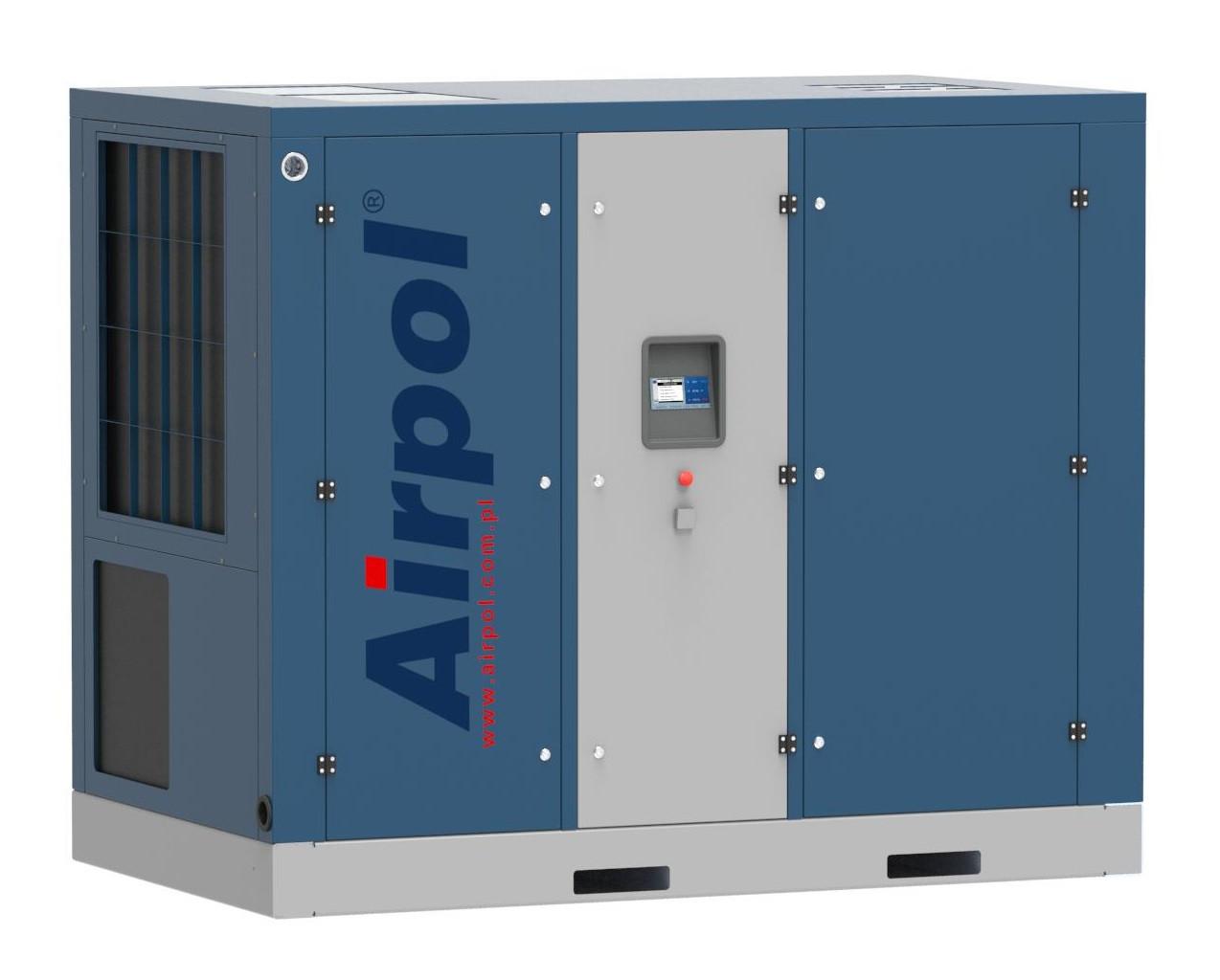 Компрессор винтовой Airpol NB 110 (0,75 МПа, 19,25 м.куб/мин)