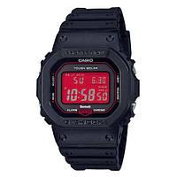 Мужские часы с кварцевым механизмом Casio G-Shock GW-B5600AR-1ER с полимерным ремешком