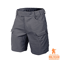 "Шорты Helikon-Tex® UTS (Urban Shorts®) 8.5""® - PolyCotton Ripstop - Shadow Grey, фото 1"