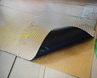 Виброизоляция автомобильная Визол Vizol,  лист 70см х 50см, толщина - 2 мм., фото 1