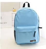 Рюкзак SMT Хит продаж !! В наличии Цвет Светло-Голубой,Оригинал, Фабрика!!