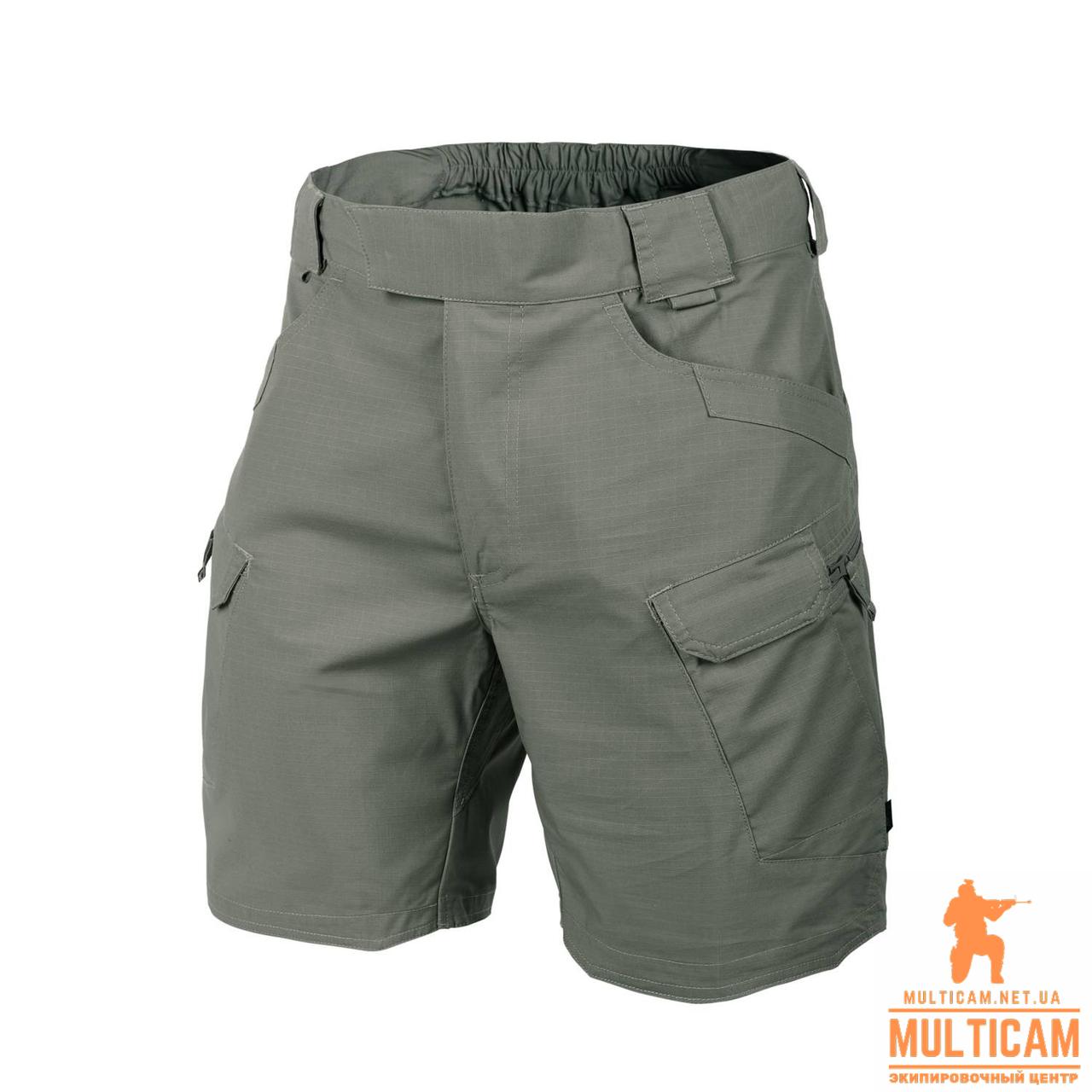 "Шорты Helikon-Tex® UTS (Urban Shorts®) 8.5""® - PolyCotton Ripstop - Olive Drab"