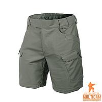"Шорты Helikon-Tex® UTS (Urban Shorts®) 8.5""® - PolyCotton Ripstop - Olive Drab, фото 1"