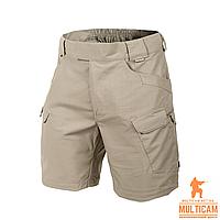 "Шорти Helikon-Tex® UTS (Urban Shorts®) 8.5""® - PolyCotton Ripstop - Khaki, фото 1"