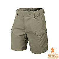 "Шорты Helikon-Tex® UTS (Urban Shorts®) 8.5""® - PolyCotton Ripstop - Adaptive Green, фото 1"