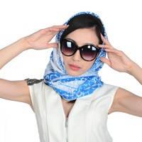 Шелковый платок с биофотонами ХуаШен