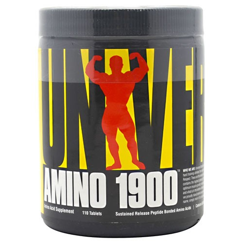 Amino 1900 (300 табл.) Universal Nutrition