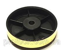 Ніжка пластикова №13 (ф40/ф40, h10 мм), під золото