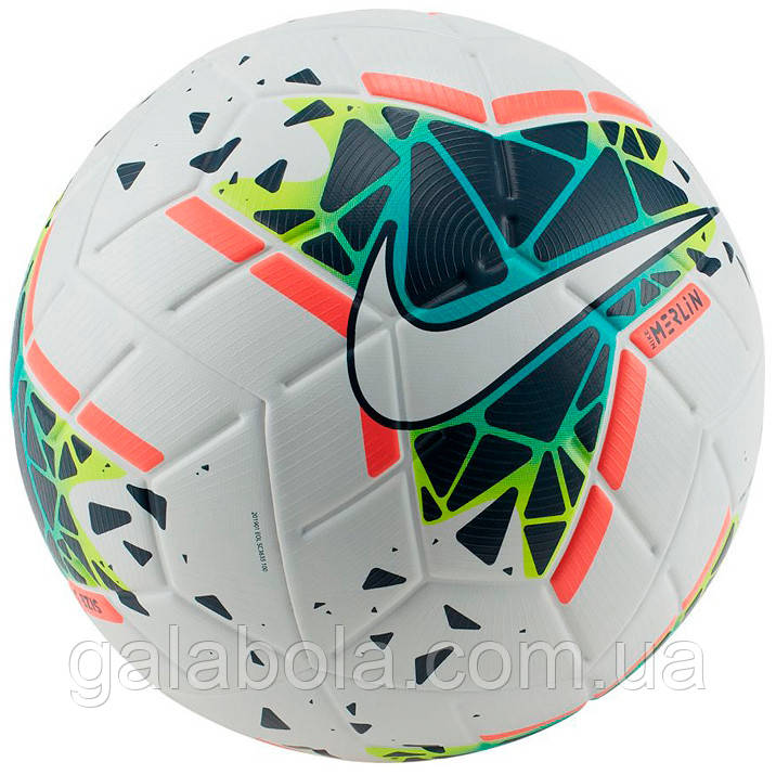 Мяч футбольный Nike Merlin - FA19 SC3635-100 (размер 5)