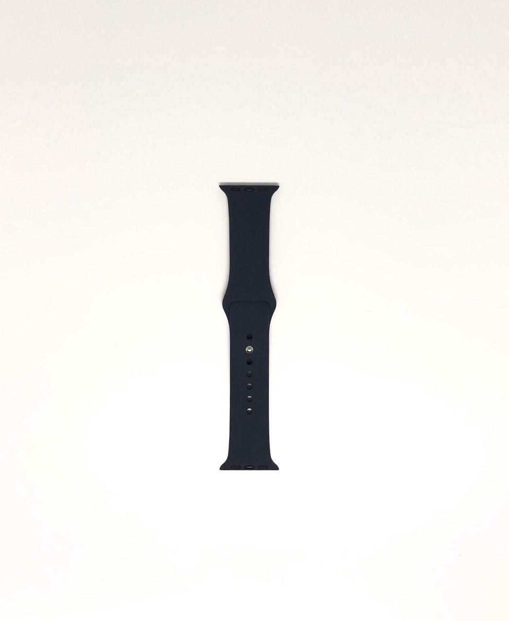 """Ремешок Apple watch 42/44 mm - """"Темная полночь №8"""""""