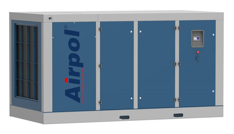 Компрессор винтовой Airpol NB 132  (1 МПа, 20,6 м.куб/мин), фото 2